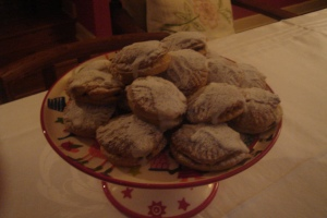 Babeczki for Wigilia - with Poppy Seed filling