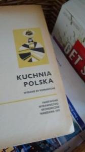 Kuchnia Polska - Polish Kitchen or Polish Cookery
